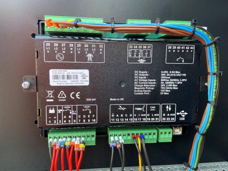 Notstromaggregat типа Perkins 1104C-44TAG2 - 110 kVA Generator - DPX-15706, Gebrauchtmaschine в Oudenbosch (Фотография 10)