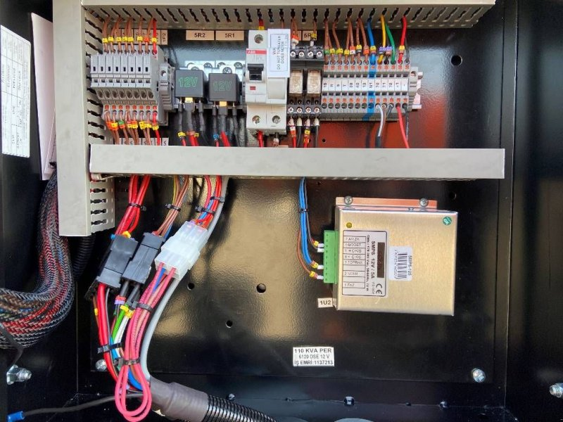 Notstromaggregat типа Perkins 1104C-44TAG2 - 110 kVA Generator - DPX-15706, Gebrauchtmaschine в Oudenbosch (Фотография 9)
