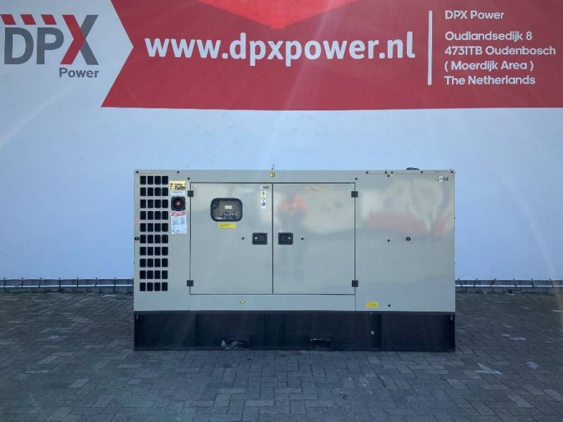 Notstromaggregat типа Perkins 1104C-44TAG2 - 110 kVA Generator - DPX-15706, Gebrauchtmaschine в Oudenbosch (Фотография 1)