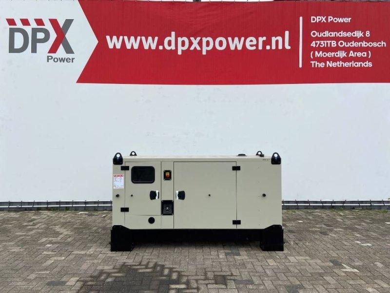 Notstromaggregat типа Perkins 1104C-44TAG2 - 110 kVA Generator - DPX-17656, Gebrauchtmaschine в Oudenbosch (Фотография 1)