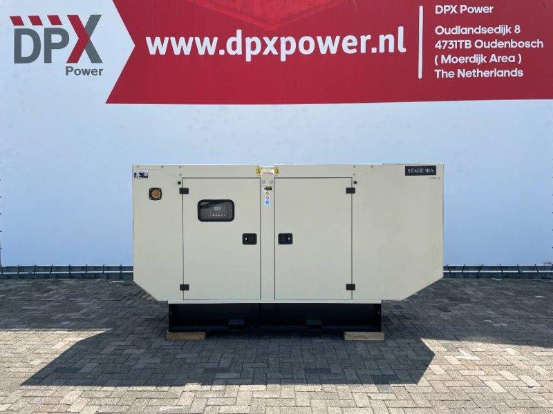 Notstromaggregat типа Perkins 1104D-E44TA - 88 kVA Stage IIIA - DPX-15705, Gebrauchtmaschine в Oudenbosch (Фотография 1)