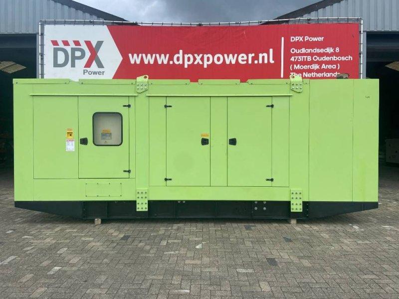 Notstromaggregat типа Perkins 4006-23TAG3A - 912 kVA Generator - DPX-12417, Gebrauchtmaschine в Oudenbosch (Фотография 1)