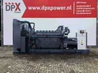 Perkins 4008-30TAG3 - 1.250 kVA Generator - DPX-15720.1 Аварийный генератор