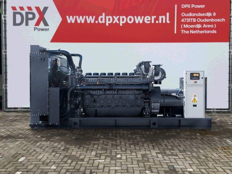 Notstromaggregat типа Perkins 4008-TAG2A - 1.125 kVA Generator - DPX-15720, Gebrauchtmaschine в Oudenbosch (Фотография 1)