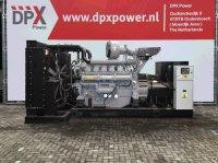 Perkins 4012-46TAG3A - 1.875 kVA Generator - DPX-15723 vészhelyzeti áramfejlesztő