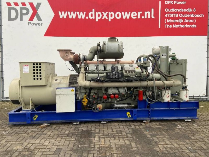 Notstromaggregat типа Perkins 4012TAG2 - 1530 kVA Generator - DPX-12345, Gebrauchtmaschine в Oudenbosch (Фотография 1)