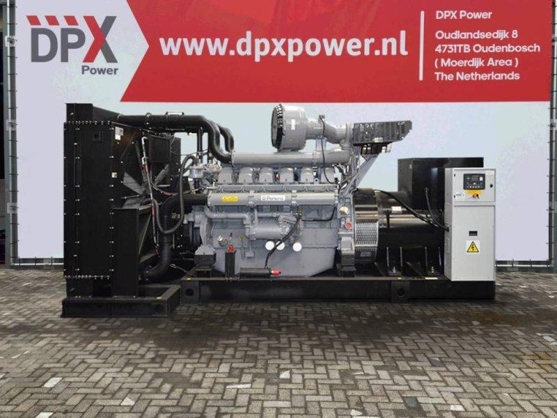 Notstromaggregat типа Perkins 4016-61TRG1 - 2000 kVA Generator - DPX-15724, Gebrauchtmaschine в Oudenbosch (Фотография 1)