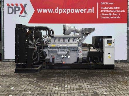 Perkins 4016-61TRG3 - 2.500 kVA Generator - DPX-15725 Notstromaggregat
