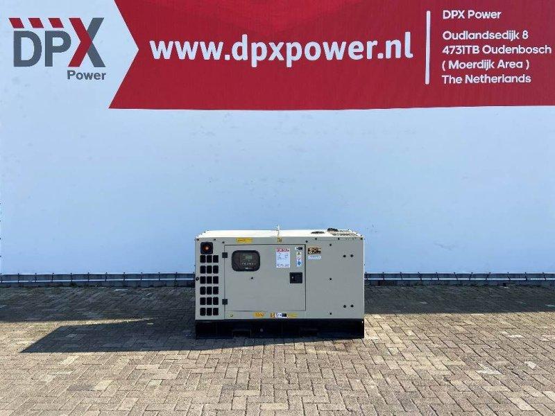 Notstromaggregat типа Perkins 403A-15G1 - 15 kVA Generator - DPX-15700, Gebrauchtmaschine в Oudenbosch (Фотография 1)