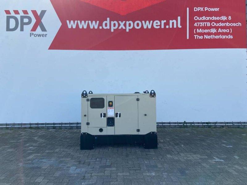 Notstromaggregat типа Perkins 403A-15G1 - 15 kVA Generator - DPX-17649, Gebrauchtmaschine в Oudenbosch (Фотография 1)
