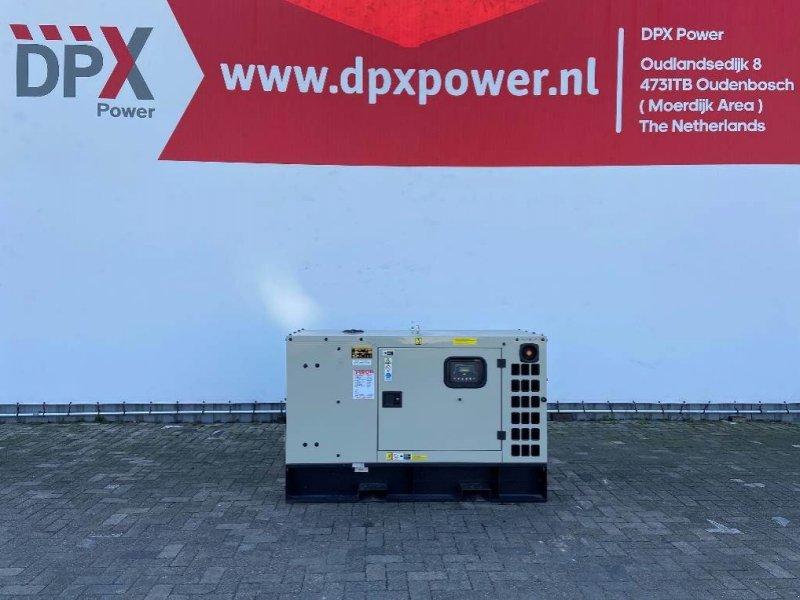 Notstromaggregat типа Perkins 404A-22G1 - 22 kVA Generator - DPX-15701, Gebrauchtmaschine в Oudenbosch (Фотография 1)