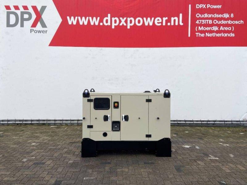 Notstromaggregat типа Perkins 404A-22G1 - 22 kVA Generator - DPX-17650, Gebrauchtmaschine в Oudenbosch (Фотография 1)
