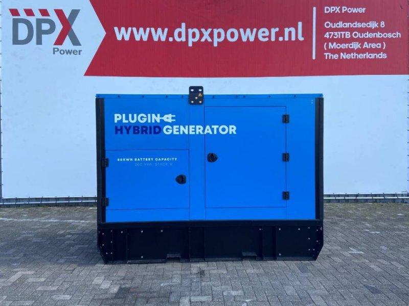 Notstromaggregat типа Perkins 904J-E36TA - 200 kVA Hybrid Generator - DPX-99751, Gebrauchtmaschine в Oudenbosch (Фотография 1)