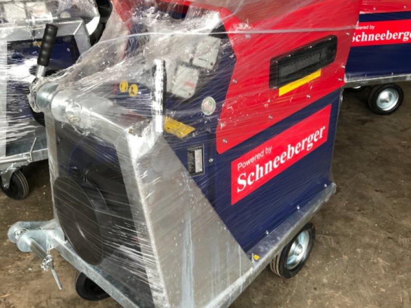 Notstromaggregat des Typs schneeberger Schneeberger NSGL 50, Gebrauchtmaschine in Obing (Bild 1)