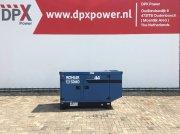 SDMO J44K - 44 kVA Generator - DPX-17102 vészhelyzeti áramfejlesztő
