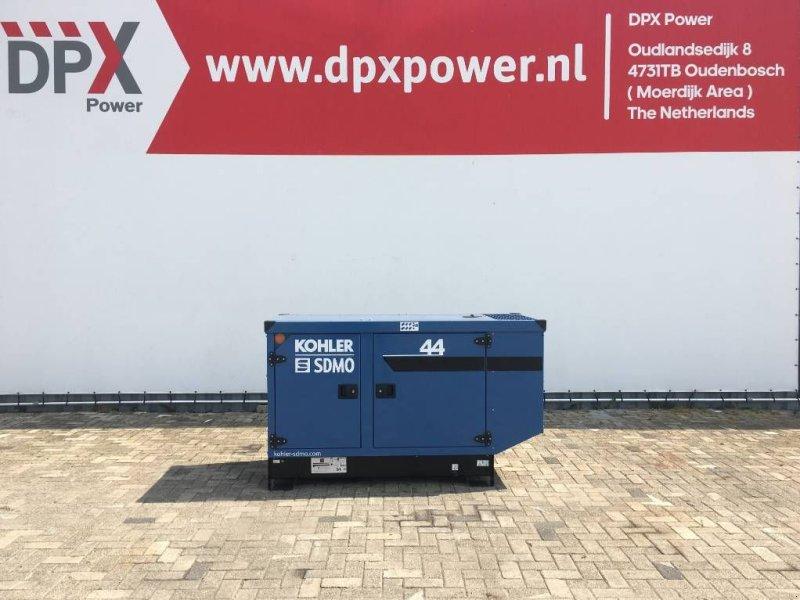 Notstromaggregat типа SDMO J44K - 44 kVA Generator - DPX-17102, Gebrauchtmaschine в Oudenbosch (Фотография 1)