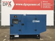 SDMO J77 - 77 kVA Generator - DPX-17104 Аварийный генератор