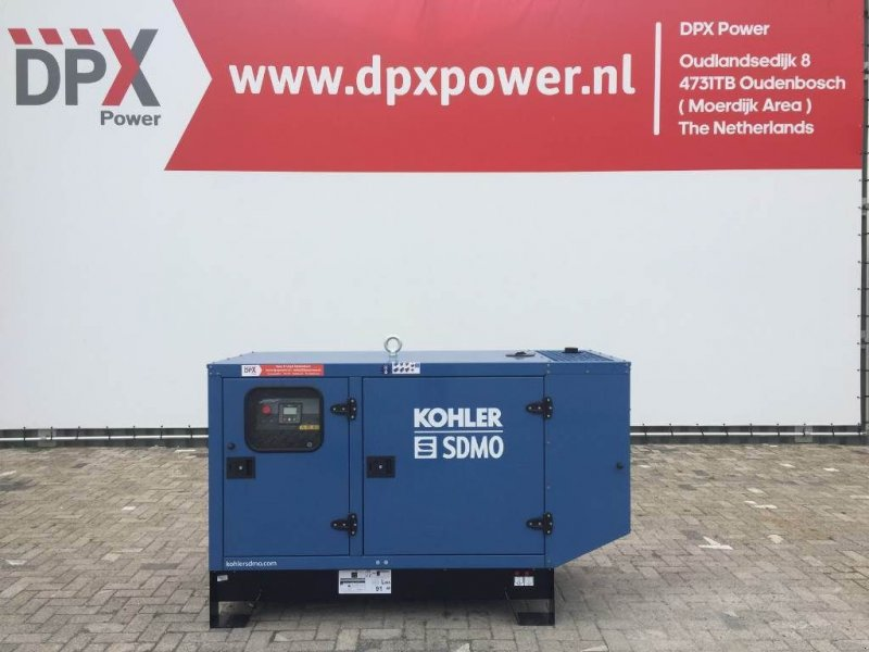Notstromaggregat типа SDMO K12 - 12 kVA Generator - DPX-17001, Gebrauchtmaschine в Oudenbosch (Фотография 1)