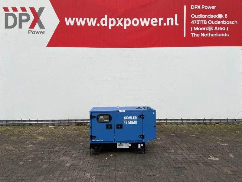 Notstromaggregat типа SDMO K9 - 9 kVA Generator - DPX-17000, Gebrauchtmaschine в Oudenbosch (Фотография 1)