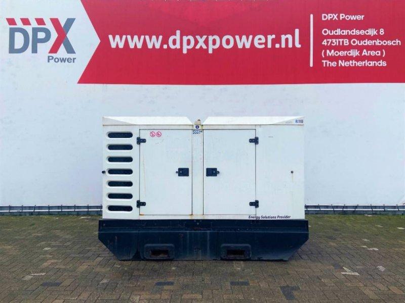 Notstromaggregat typu SDMO R110C3 - John Deere - Stage IIIA - DPX-12359, Gebrauchtmaschine w Oudenbosch (Zdjęcie 1)