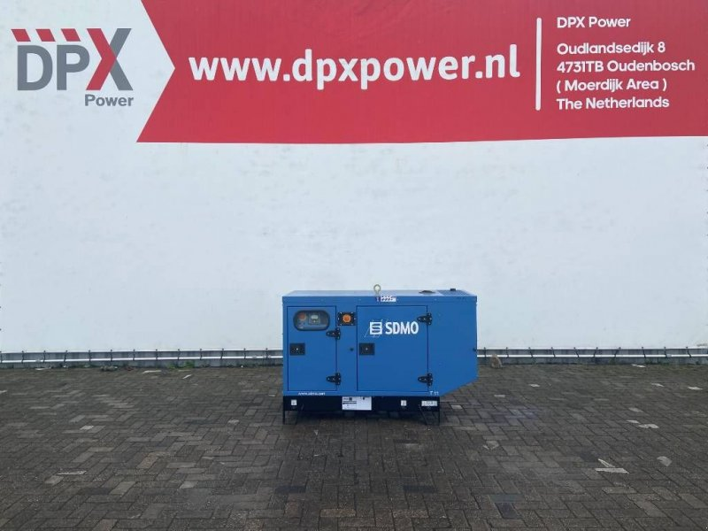 Notstromaggregat типа SDMO T11 - 11 kVA Single Phase Generator - DPX-17050.1, Gebrauchtmaschine в Oudenbosch (Фотография 1)