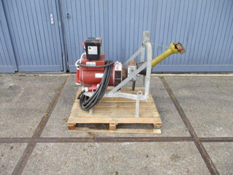 Notstromaggregat типа Simba GTE 4/30 Stroomaggregaat, Gebrauchtmaschine в Easterein (Фотография 1)