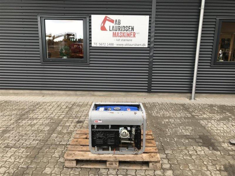 Notstromaggregat a típus Sonstige 6500watt benzin generator, Gebrauchtmaschine ekkor: Rønnede (Kép 1)