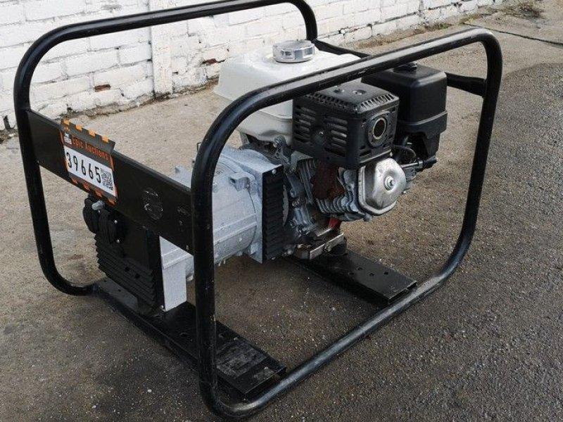 Notstromaggregat typu Sonstige Europower EP4100, Gebrauchtmaschine w Leende (Zdjęcie 1)
