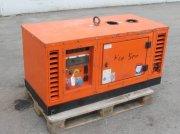 Sonstige Europower EPS113TDE 11KVA generator vészhelyzeti áramfejlesztő