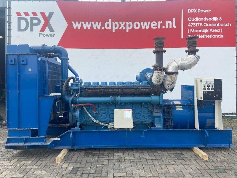 Notstromaggregat типа Sonstige FG Wilson P1100E - Perkins - 1.100 kVA Generator - DPX-12358, Gebrauchtmaschine в Oudenbosch (Фотография 1)