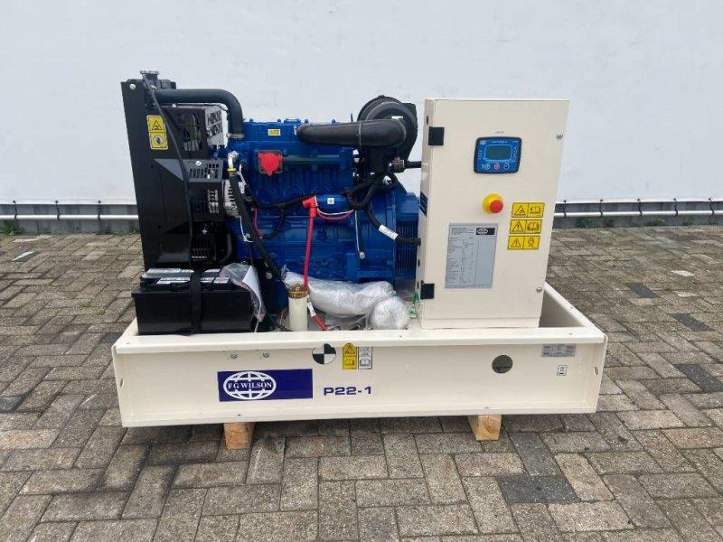 Notstromaggregat типа Sonstige FG Wilson P22-1 - 22 kVA Open Generator - DPX-16002-O, Gebrauchtmaschine в Oudenbosch (Фотография 1)