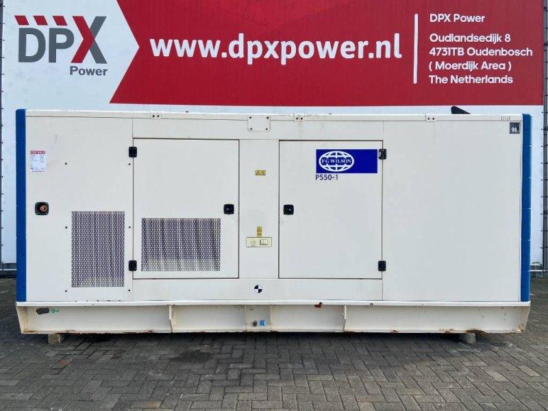 Notstromaggregat типа Sonstige FG Wilson P550-1 - 550 kVA Generator - DPX-12376, Gebrauchtmaschine в Oudenbosch (Фотография 1)