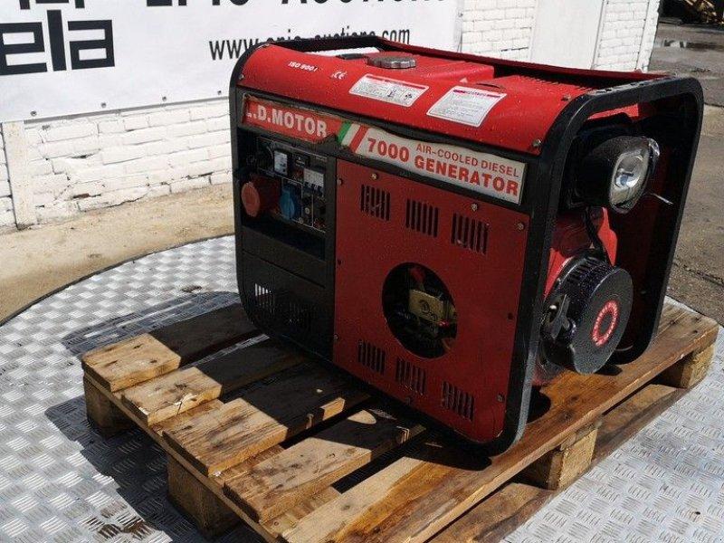 Notstromaggregat a típus Sonstige L.D.Motor 7000, Gebrauchtmaschine ekkor: Leende (Kép 1)