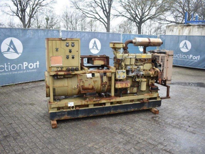Notstromaggregat a típus Sonstige Siemens, Gebrauchtmaschine ekkor: Antwerpen (Kép 1)