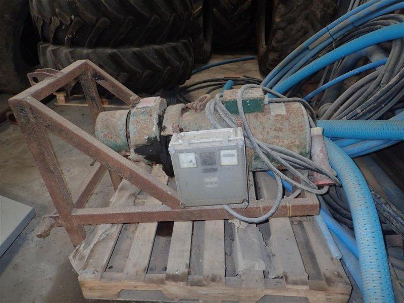 Notstromaggregat типа Sonstige Traktorgenerator, Gebrauchtmaschine в Egtved (Фотография 1)