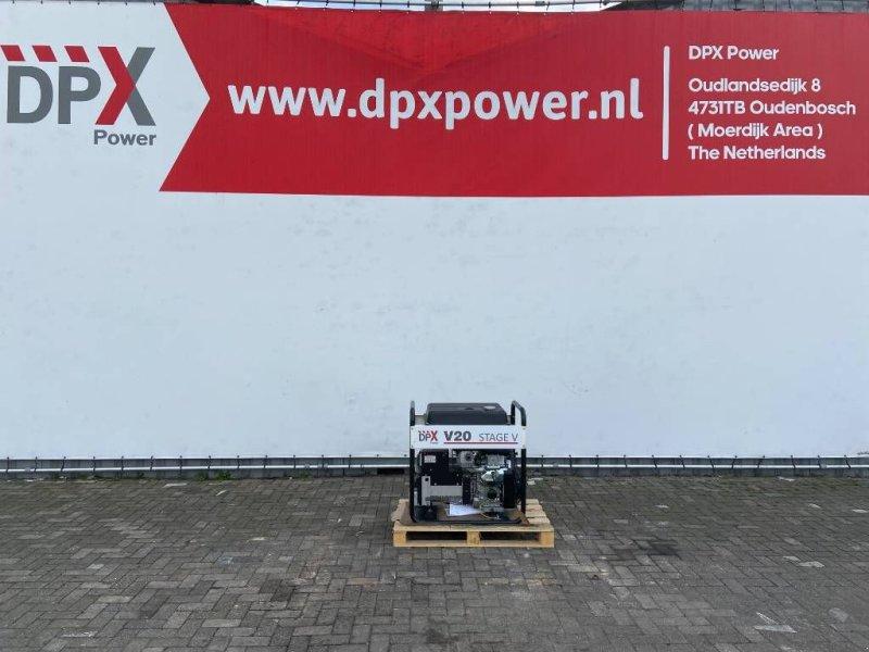 Notstromaggregat типа Sonstige Vanguard 5434 - 20 kVA - Stage V - Generator - DPX-17976, Gebrauchtmaschine в Oudenbosch (Фотография 1)