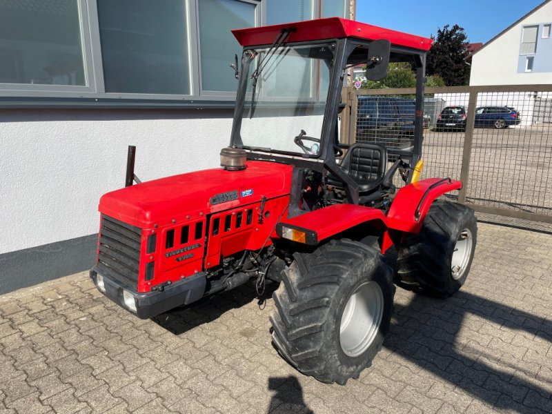 Obstbautraktor tipa Antonio Carraro Tigretrac 7700 Allrad Traktor Schlepper Wendesitz, Gebrauchtmaschine u Bühl (Slika 1)