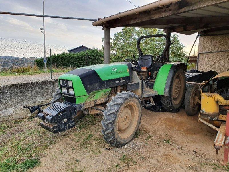 Obstbautraktor типа Deutz-Fahr AGROFARM 415 TB, Gebrauchtmaschine в ST MARTIN EN HAUT (Фотография 1)