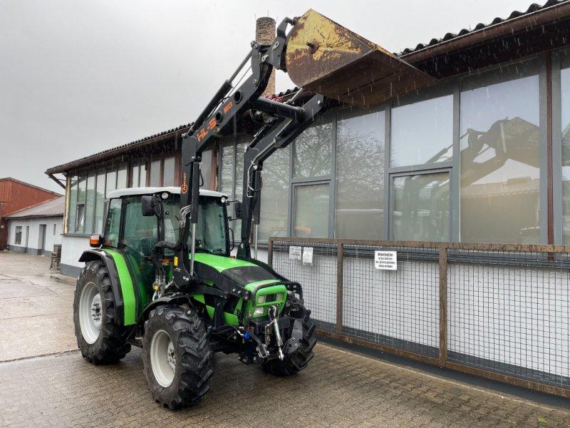 Obstbautraktor des Typs Deutz-Fahr Agrolux 310 Allrad Traktor Schlepper FRONTLADER FKH FZW, Gebrauchtmaschine in Bühl (Bild 1)