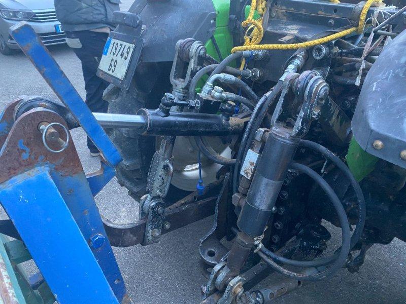 Obstbautraktor des Typs Deutz-Fahr AGROPLUS F60, Gebrauchtmaschine in ST MARTIN EN HAUT (Bild 3)