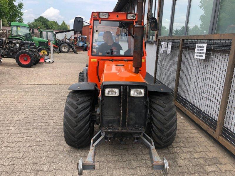 Obrázok Holder C760 Allrad Traktor Schlepper Schmalspur Weinbau Obstbau
