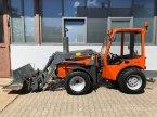 Obstbautraktor typu Holder L560 Allrad Frontlader FKH FZ Traktor Schlepper v Bühl