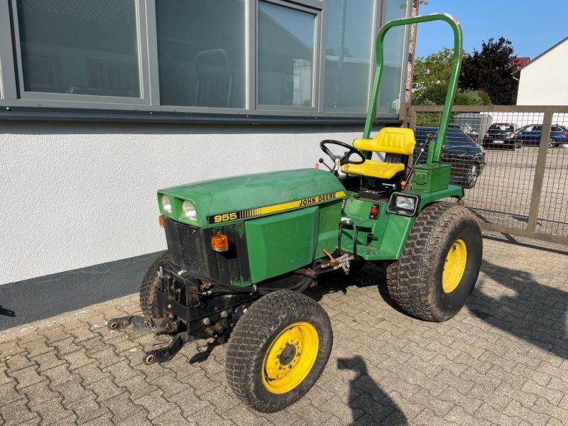 Obstbautraktor tipa John Deere 955 Allrad Traktor Schlepper Frontkraftheber, Gebrauchtmaschine u Bühl (Slika 1)