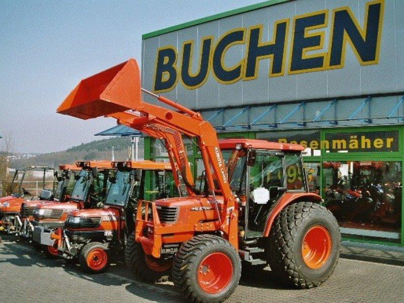 Obstbautraktor des Typs Kubota M5072 Narrow ab 0,0%, Neumaschine in Olpe (Bild 8)