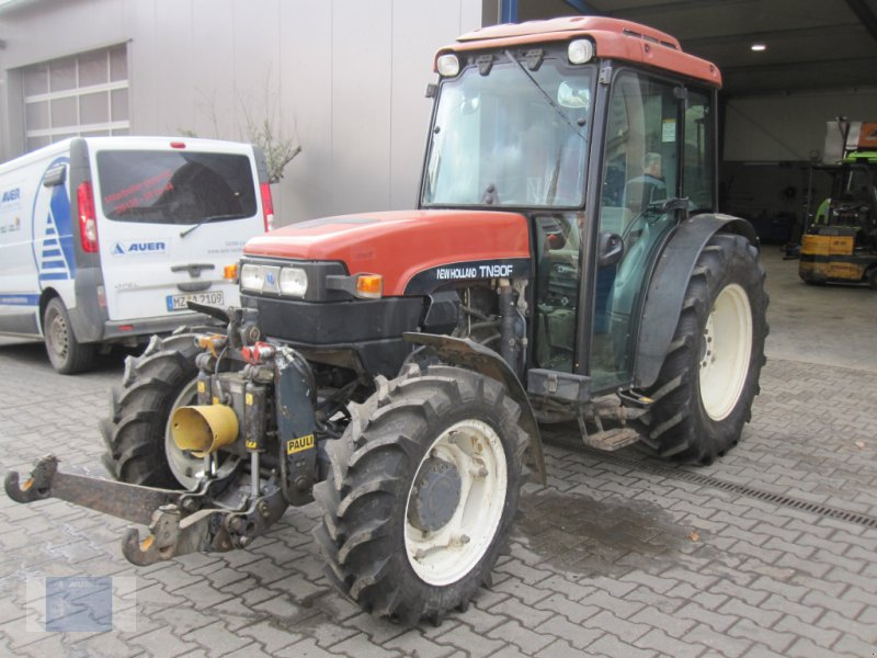 Obstbautraktor типа New Holland 94TNF, Gebrauchtmaschine в Lörzweiler (Фотография 1)