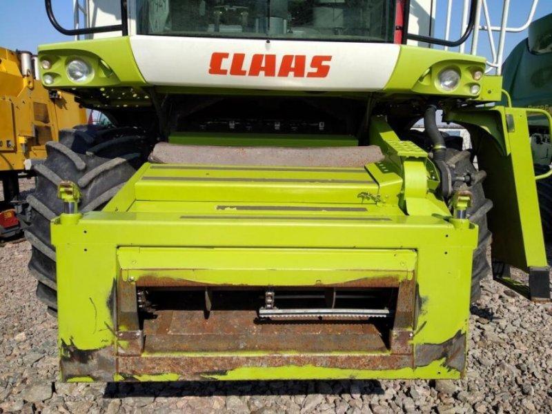 Oldtimer-Mähdrescher des Typs CLAAS Lexion 570, Neumaschine in Київ (Bild 6)