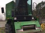 Oldtimer-Mähdrescher des Typs John Deere 1055 in Червоноград