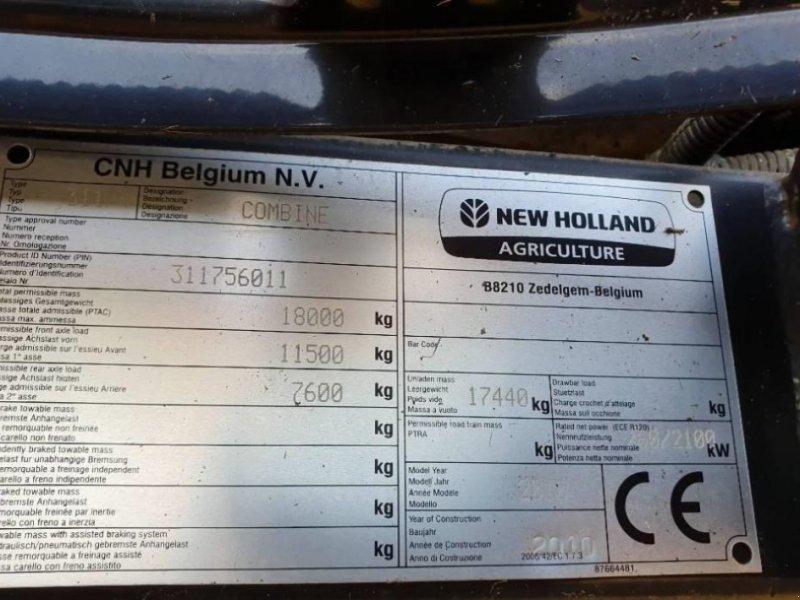 Oldtimer-Mähdrescher типа New Holland CX 8080 FSH, Gebrauchtmaschine в Київ (Фотография 9)