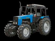 Oldtimer-Traktor des Typs Belarus Беларус-82.1, Neumaschine in Вінниця