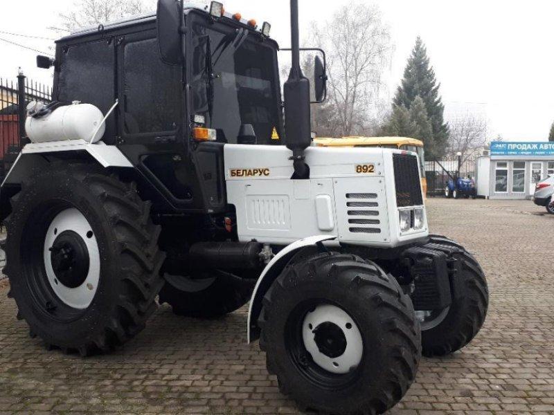 Oldtimer-Traktor typu Belarus Беларус-892, Neumaschine w Львів (Zdjęcie 1)